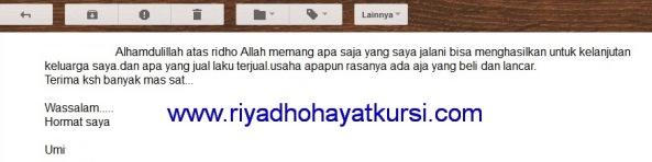 amalan-doa-wirid-dzikir-sukses-kesuksesan-testimoni-riyadhoh-ayat-kursi-www.riyadhohayatkursi.com